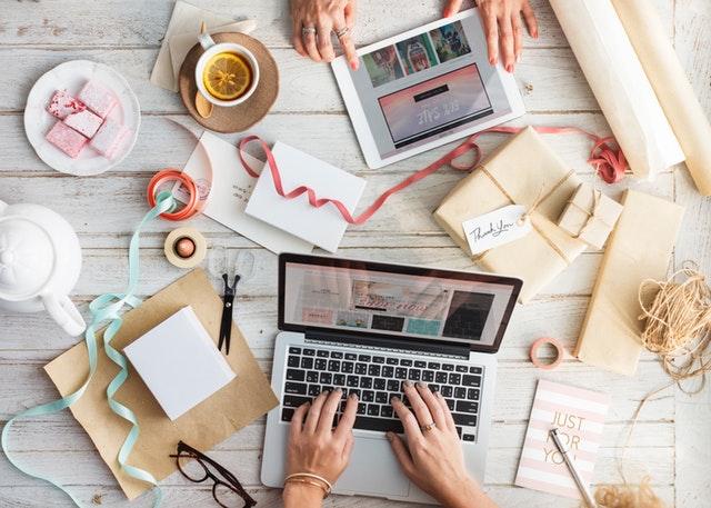 New business website for startups